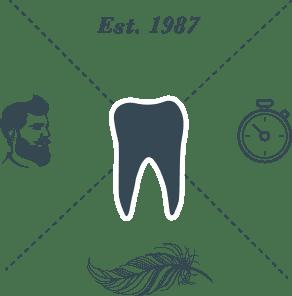 Dentist in West Kelowna   New Look Dental Logo