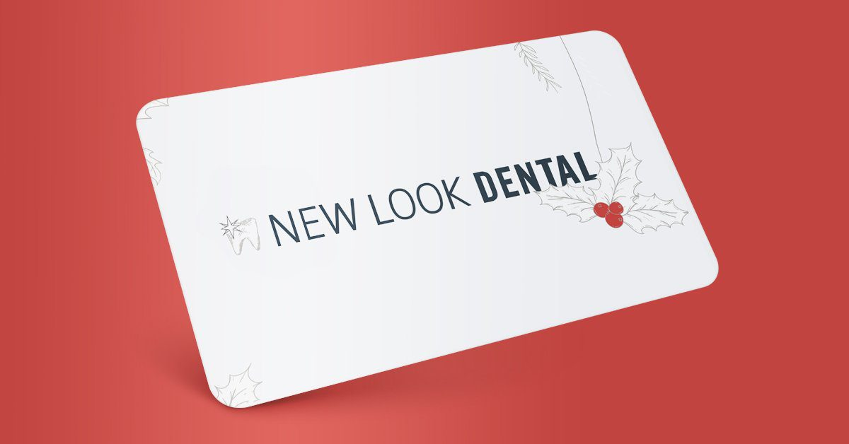 Gift Cards to New Look Dental