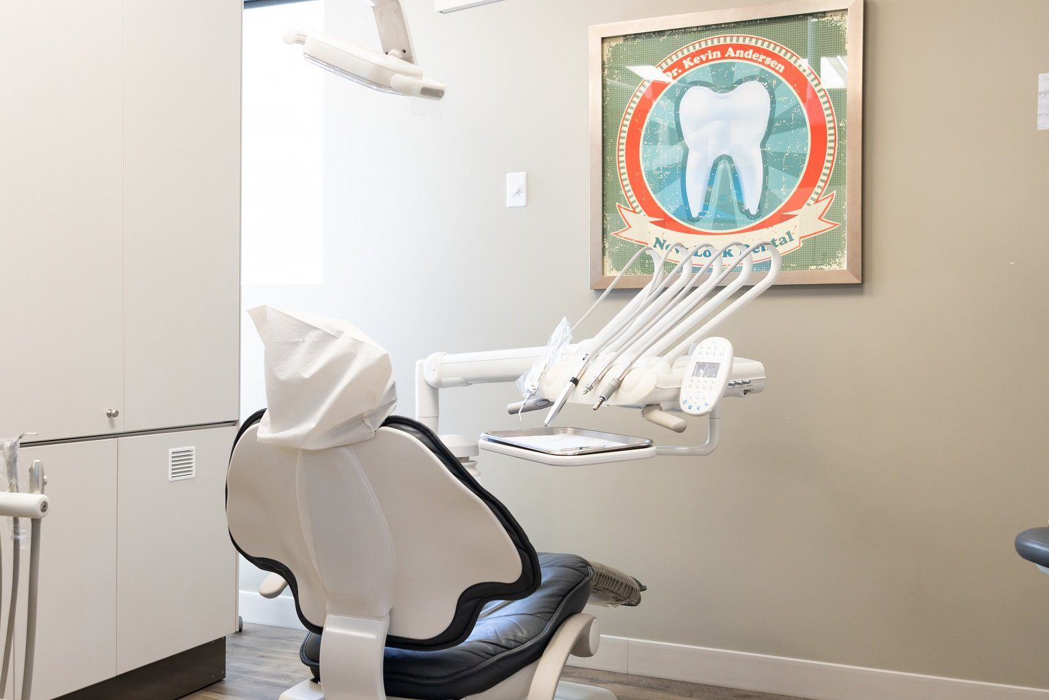 empty dental chair dental fillings what to expect