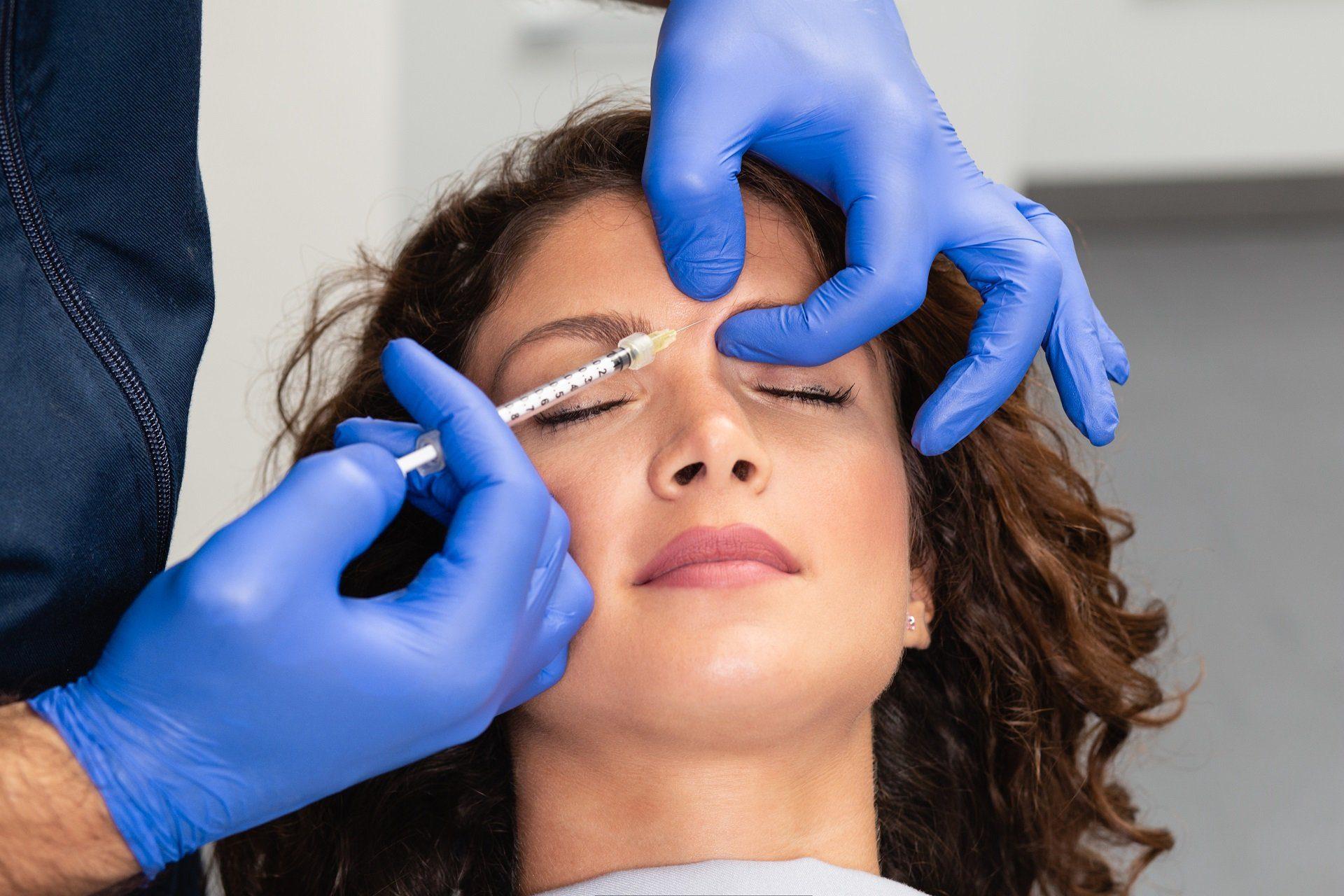 glabella-injection-Botox-treatment-New-Look-Dental-West-Kelowna.